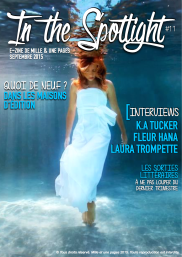 In the Spotlight #11 |Septembre 2015
