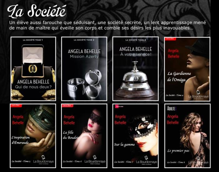 """INterview Angela Behelle """"La Société"""""""