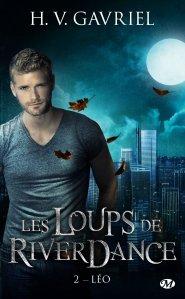 Leo, les loups de Riverdance, tome 2