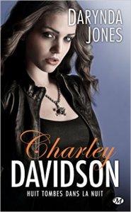 Huit tombes dans la nuit (Charley Davidson, Tome 8)