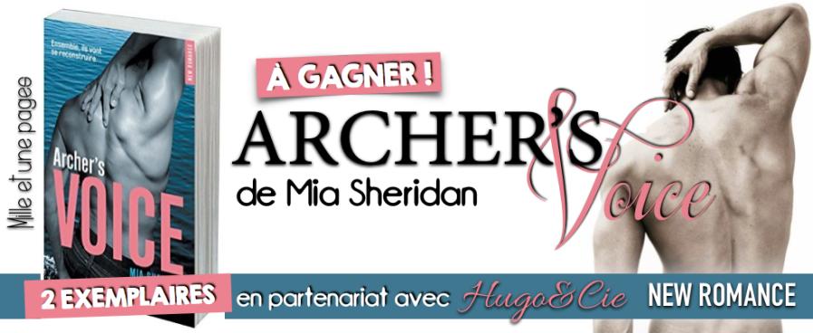 Concours Archer's Voice