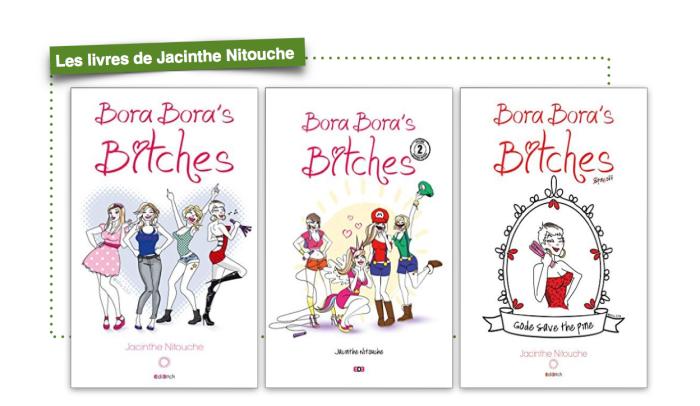 Livres de Jacinthe Nitouche