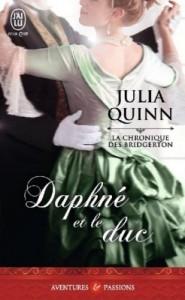 Daphné et le duc (La chronique des Bridgerton, Tome 1)