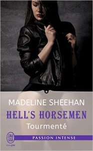 Tourmente (Hell's Horsemen, Tome 4) - Madeline Sheehan