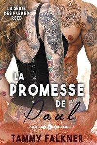 La promesse de Paul (Les frères Reed, Tome 8) - Tammy Falkner