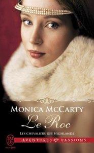 Le Roc (Les chevaliers des Highlands, Tome 11) – Monica McCarty
