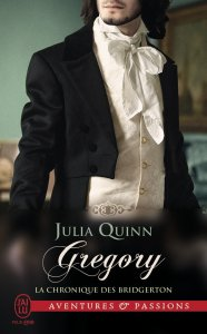 Gregory (La chronique des Bridgerton, Tome 8) – Julia Quinn