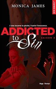Addicted to sin (Saison 2) – Monica James