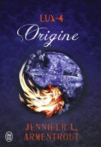 Origine (Lux, Tome 4) – Jennifer L. Armentrout