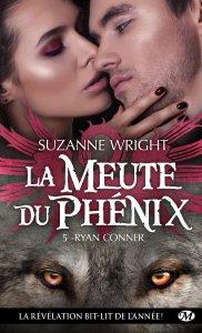 Ryan Conner (La meute du Phénix, Tome 5) – Suzanne Wright