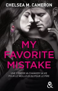 My favorite mistake – Chelsea M. Cameron