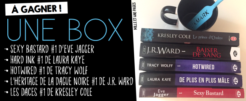 Concours ♦ BOX FIRST